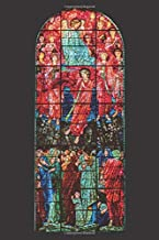 St. Philip's Cathedral Stained Glass: Blank Lined Notebook, Journal or Diary