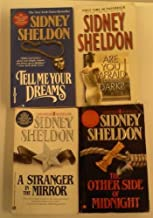 Sidney Sheldon Set (Are You Afraid Of The Dark, The Other Side of Midnight, A Stranger in the Mirror, Tell Me Your Dreams)