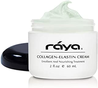 RAYA Collagen-Elastin Cream (401) | Nourishing and Moisturizing Facial Treatment for Dry Skin | Helps Reduce Fine Lines an...