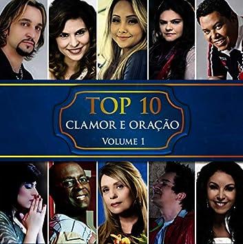 Top 10 Clamor e Oração Vol. 1