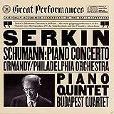 Schumann: Piano Concerto in A Minor, Op. 54 & Piano Quintet in E-Flat Major, Op. 44