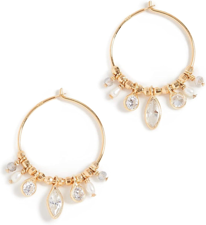 Chan Luu Women's Hoop Earrings
