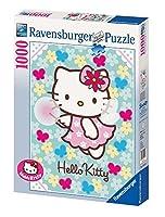 Ravensburger - 15575 - Puzzle - 1000 Pièces Merveilleuse Hello Kitty