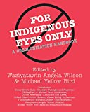 For Indigenous Eyes Only: A Decolonization Handbook (Native America Sereie)