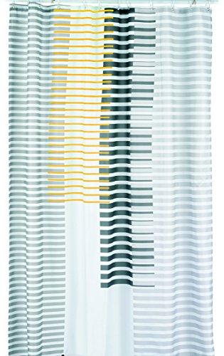 Kela Duschvorhang Lamita gelb, 22104
