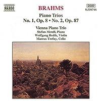 Brahms:Piano Trios 1 & 2