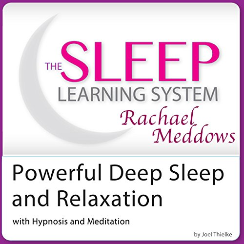 Powerful Deep Sleep and Relaxation with Hypnosis, Meditation and Subliminal  cover art