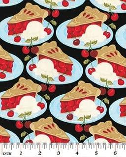 Best cherry pie fabric Reviews