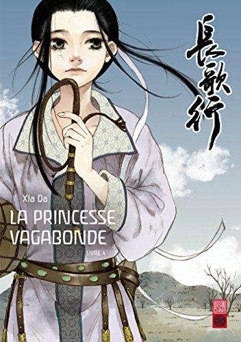 La princesse vagabonde - Tome 4