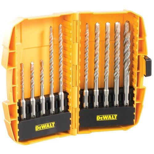 Dewalt DT7935B-QZ SDS Plus Drill Bit Set (10 Pieces)