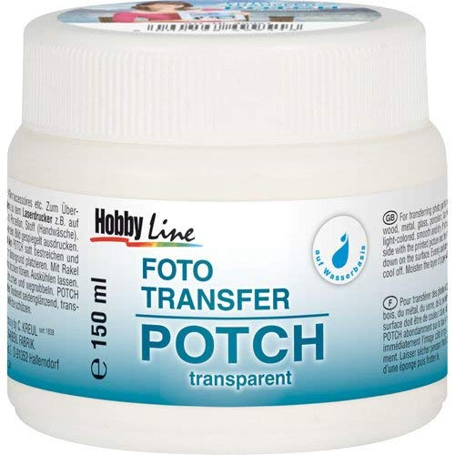 Foto Transfer Potch 150 ml.