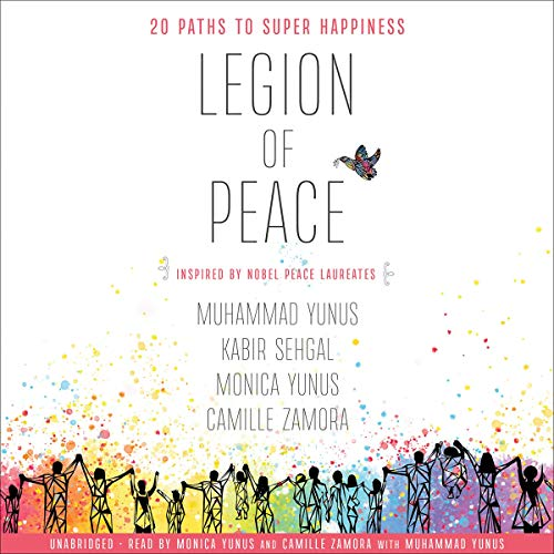 Legion of Peace audiobook cover art