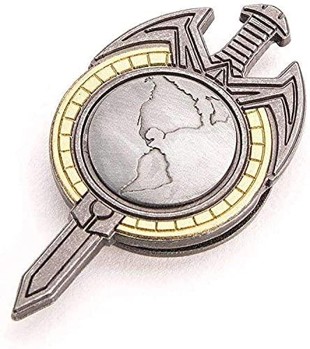 Star Trek Mirror Universe Magnetic Insignia Badge