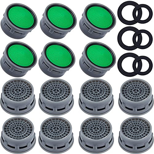 AQSXO Faucet Aerator, Faucet Flow Restrictor, for...