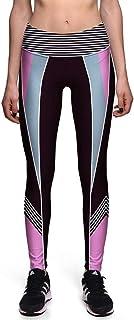 大きいサイズの女性のタイトなズボンは高腰のヨーガのズボンの提臀を圧縮して、ヨーガのトレーニングの自転車のランニングに使います,M