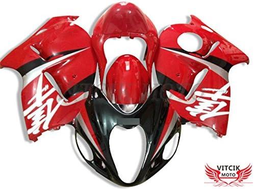 VITCIK Fairing Kits Fit for Hayab 1300 Max 41% OFF GSXR1300 GSX-R GSXR Ranking TOP15