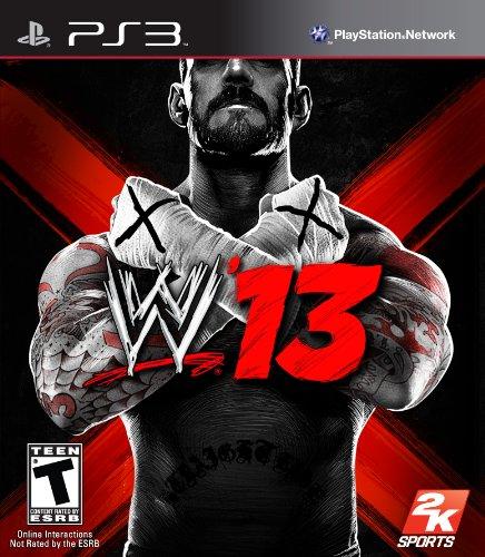 THQ WWE 13, PS3 - Juego (PS3)