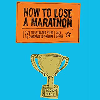 How to Lose a Marathon cover art