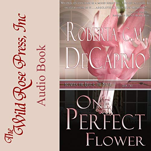 One Perfect Flower audiobook cover art
