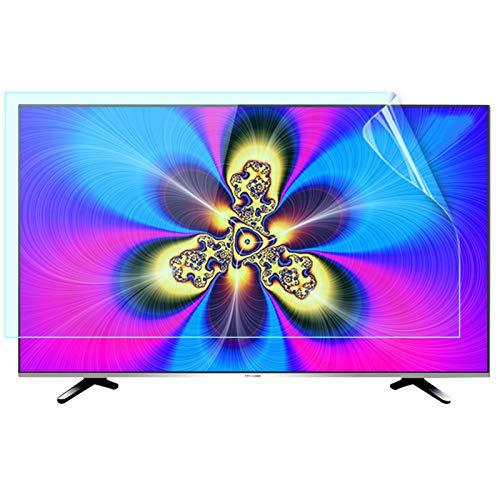'N/A' Protector De Pantalla De TV Filtro De Luz Antirreflectante/Antiazul De 50-60 Pulgadas, Alivia La Fatiga Ocular(Size:1221mmx689mm)