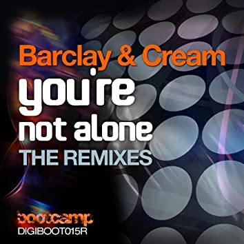 You're Not Alone (The Dubstep and Acapella Mixes)