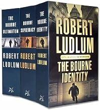 Robert Ludlum The Bourne Trilogy 3 Books Pack Set