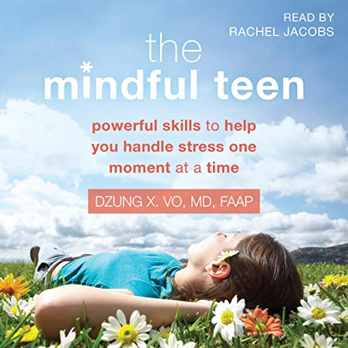 The Mindful Teen audiobook cover art