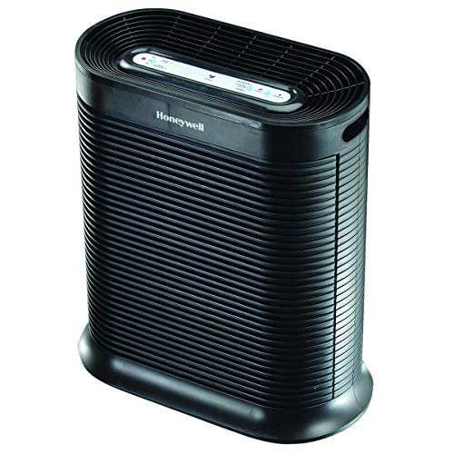 HONEYWELL HPA300C True HEPA Air Purifier for Extra Large Room, Allergen Remover with HEPA Filter & Activated Carbon Pre-Filter, Captures 99.97% of Airborne Particles & Up to 99% Viruses