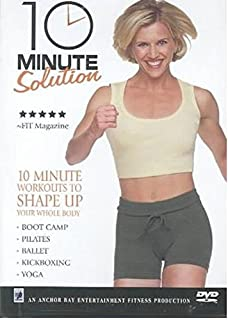 10 Minute Solution [DVD]