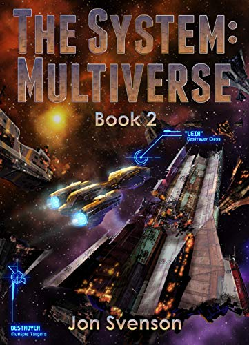 The SyStem: Multiverse: Book 2