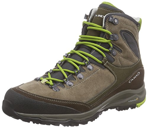 AKU GEA GTX, Chaussures de randonnée Mixte, Braun 044, 44.5 EU