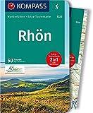 KOMPASS Wanderführer Rhön: Wanderführer mit Extra-Tourenkarte 1:50.000, 50 Touren, GPX-Daten zum Download