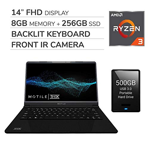 "MOTILE 2020 14"" FHD Performance Laptop..."