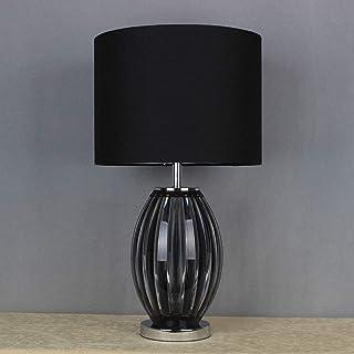 Lampe de Table Lampe de table, lampe de chevet d'étude de chambre à coucher, lampe de table de salon, lampe de table noire...