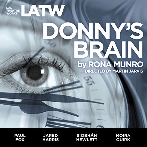 Donny's Brain cover art