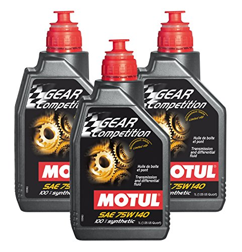 Motul Gear Competition 100 % synthétique mm W140 TL 5