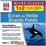 Ecran de veille Grands fonds (französische Version) [Edizione: Germania]