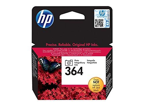 Game Points Direct - Cartucho de Tinta para impresoras Hewlett Packard, HP364, Color Negro
