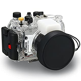 Waterproof Underwater Housing Case for Camera Sony Cyber-Shot DSC-RX100 LF208 (B00DCY2E4Q) | Amazon price tracker / tracking, Amazon price history charts, Amazon price watches, Amazon price drop alerts