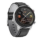 Smart Watch 1 3 pollici ad alta definizione touch screen multifunzione modalità sport contapassi impermeabile intelligente braccialetto Bluetooth per Android e iOS (colore : B) (F)
