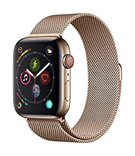 Apple Watch Series 4 (GPS + Cellular, 44mm) - Space Grey Aluminium Case with Black Sport Loop (B07JZVVJ8K) | Amazon price tracker / tracking, Amazon price history charts, Amazon price watches, Amazon price drop alerts