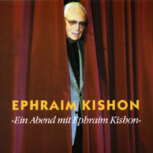 『Ein Abend mit Ephraim Kishon』のカバーアート