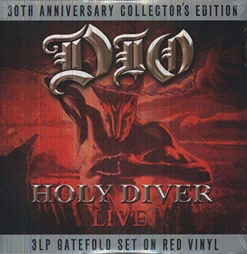 Holy Diver [Red Transparent collector's vinyl]