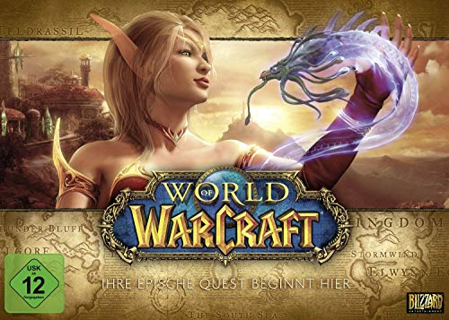 World of Warcraft [PC Code]