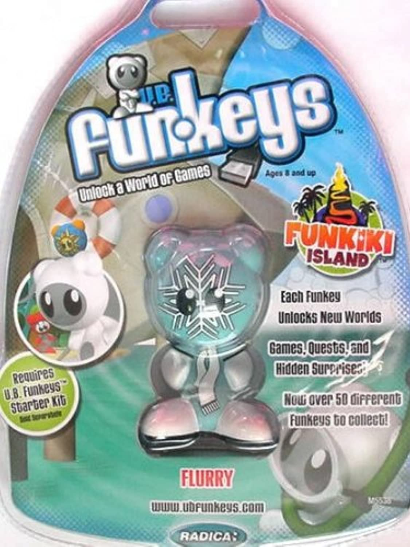 UB Funkeys Funkiki Island Flurry Tribe