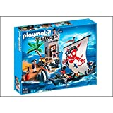 PLAYMOBIL - Set Bastión Piratas - 5919