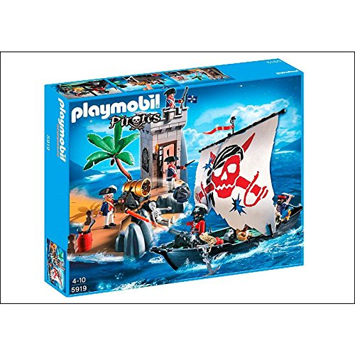 PLAYMOBIL: Set Bastión Piratas   5919