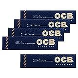 柘製作所(tsuge) OCB・アルティメイト スリム 【スローバーニング・32枚入り】 ×5パック #78926
