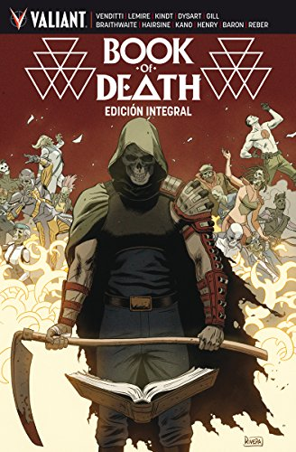 Book of death (Valiant)