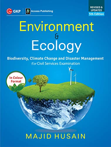 Environment & Ecology for Civil Services Examination 5ed